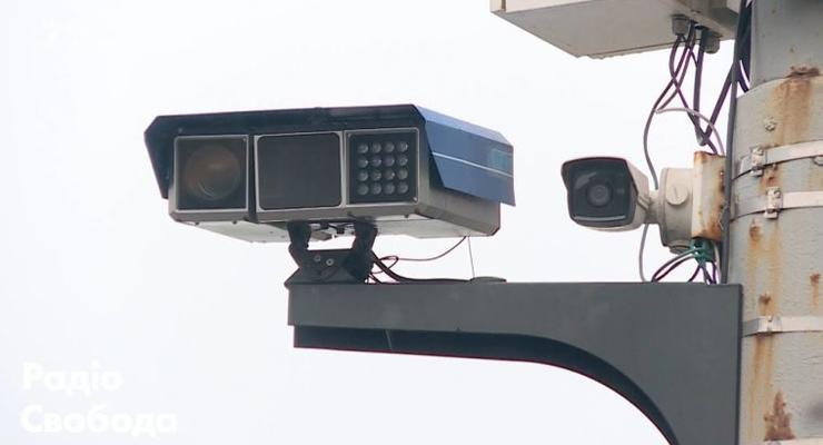 В 7 украинских городах появятся камеры автофиксации: карта