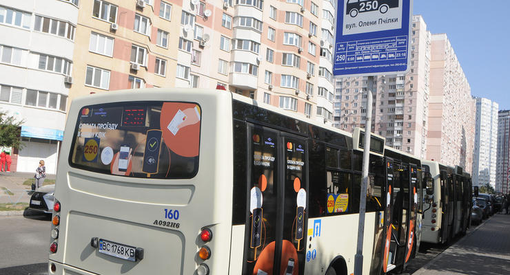 Киев отказался от первых 170 маршруток: что дальше