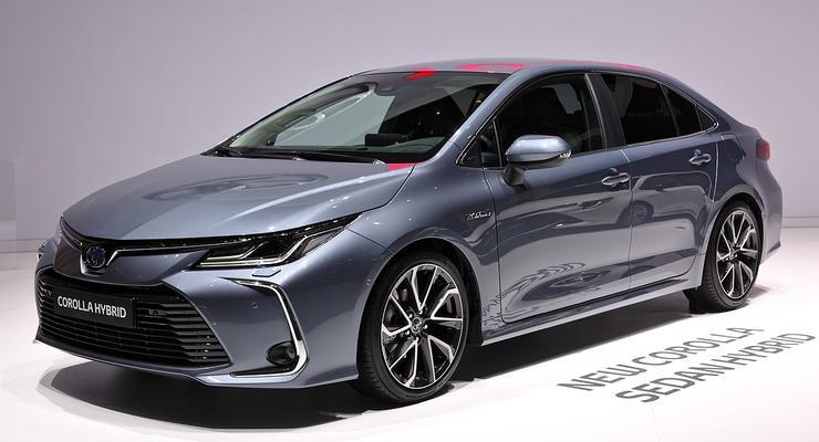Названы 10 самых продаваемых автомобилей в мире: рейтинг