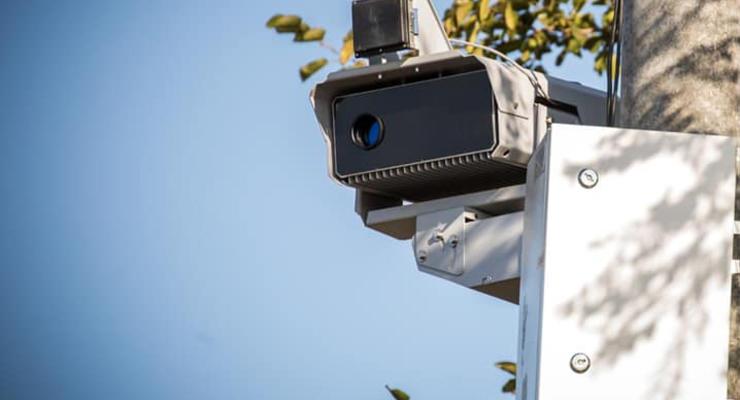 На дорогах Украины появилось 200 камер фиксации скорости: карта